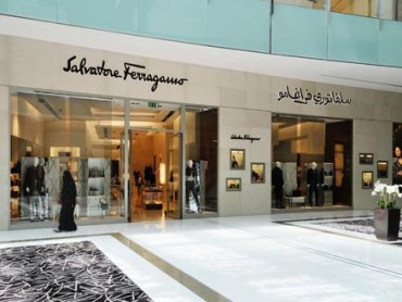 Ferragamo Dubai Mall featured