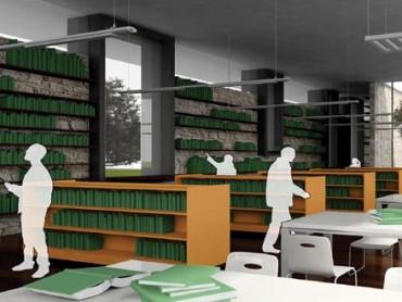 Library Maserada sul Piave featured