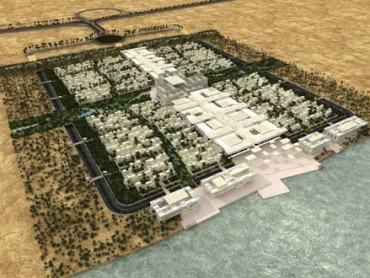Urban development UAE featured